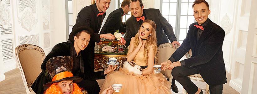 Музыканты на свадьбу Brilliant band